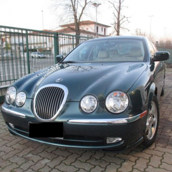 Jaguar S type Executive